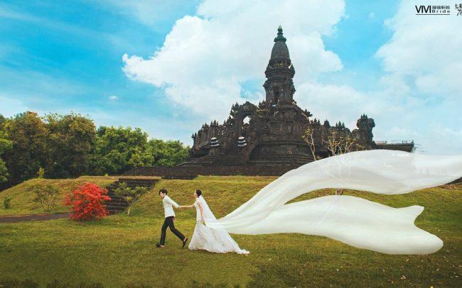 薇薇新娘海外旅拍