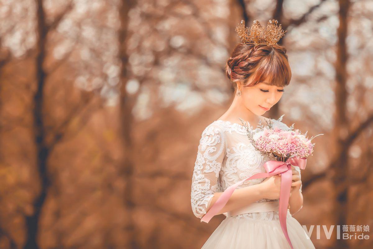 質感婚紗 .2