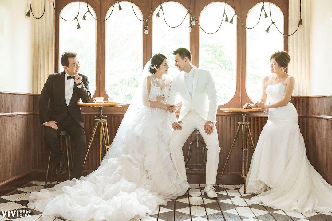 薇薇新娘 婚紗照
