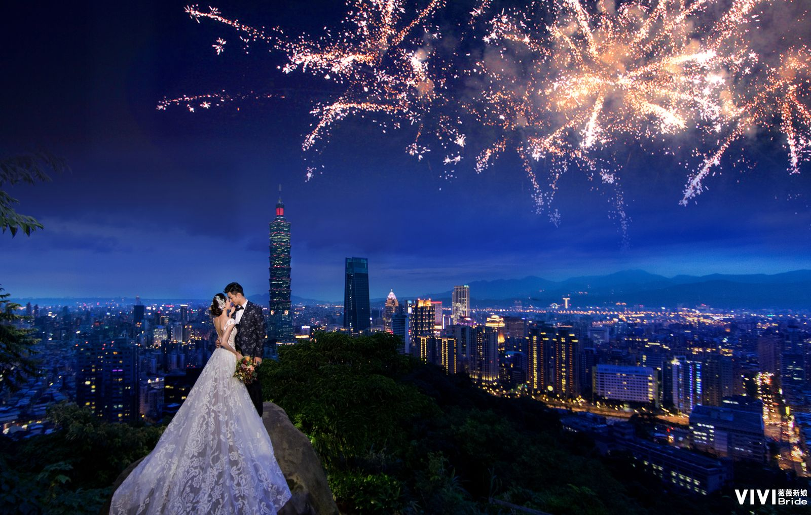 薇薇新娘婚紗攝影