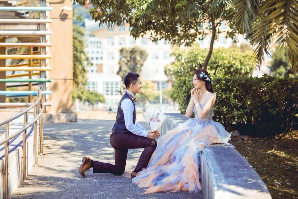 薇薇新娘婚紗攝影 求婚