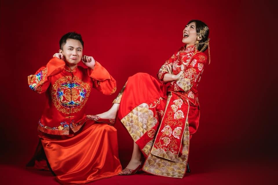 薇薇新娘婚紗攝影 中國風