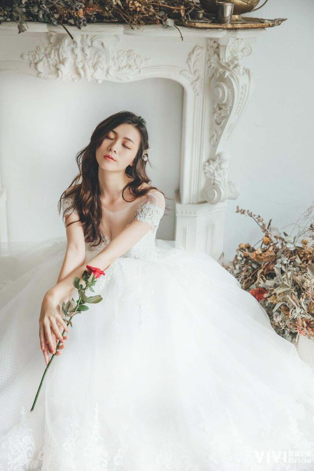 薇薇新娘婚紗攝影 婚紗禮服11