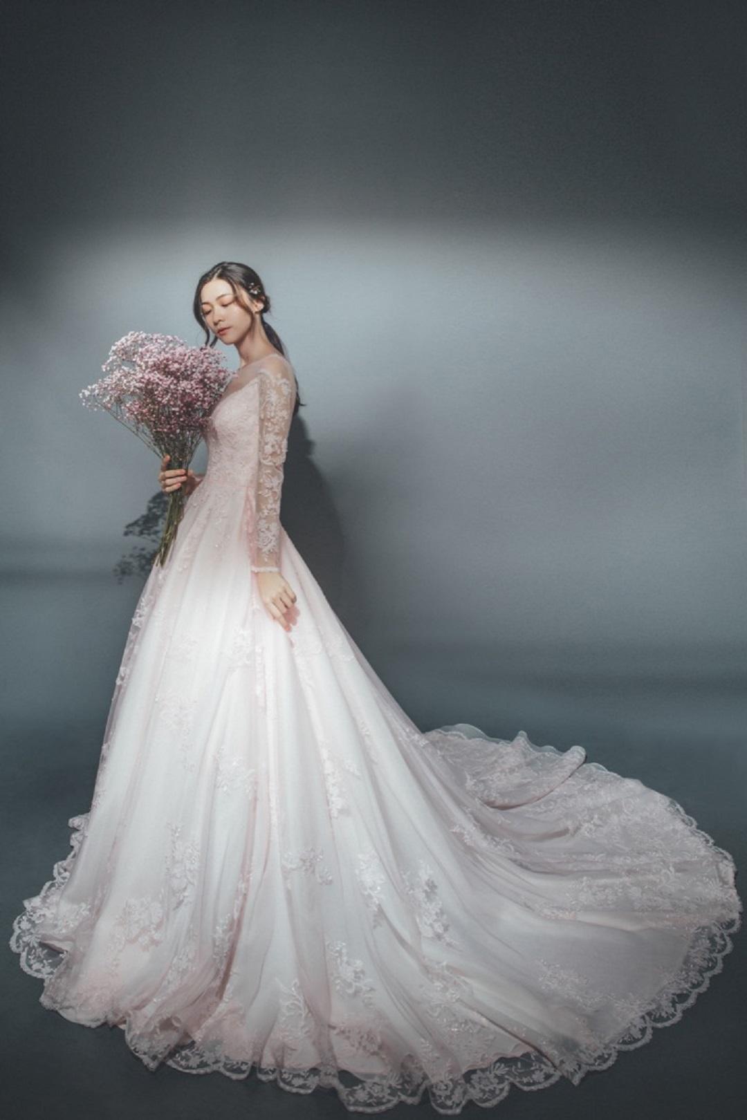 薇薇新娘婚紗攝影 婚紗禮服12