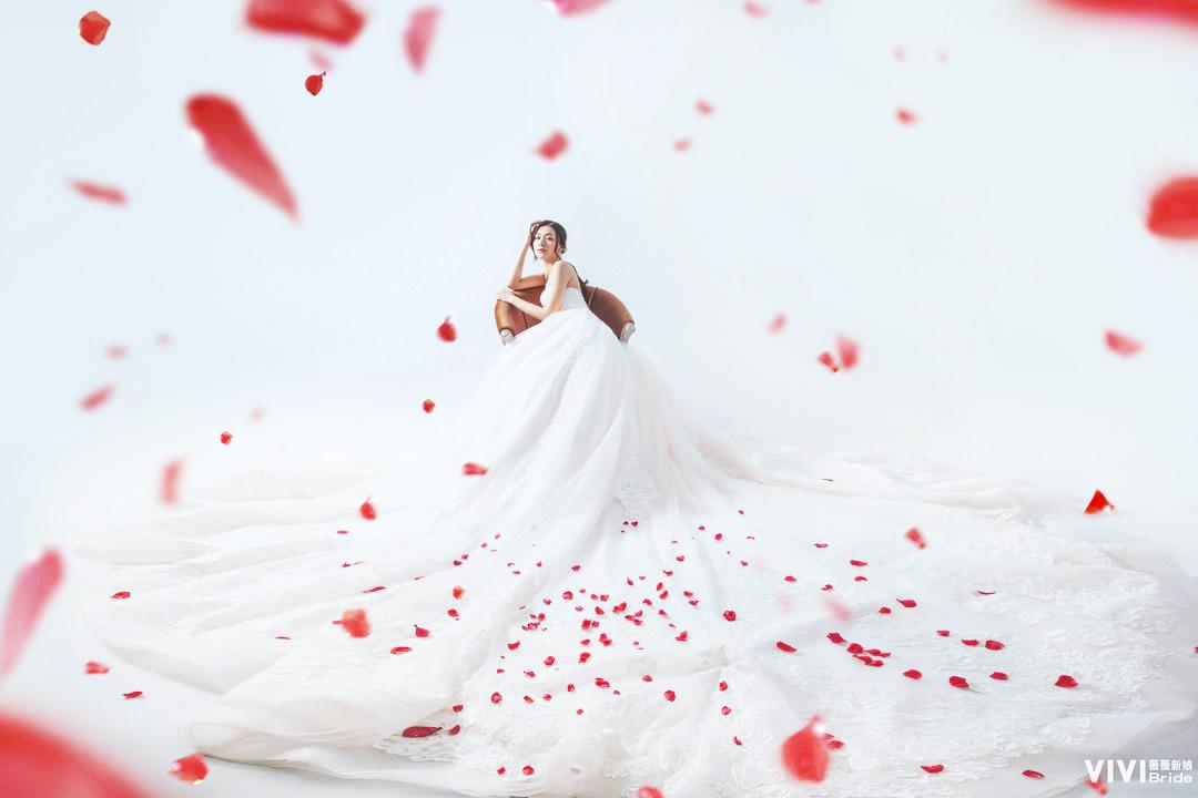 薇薇新娘婚紗攝影 婚紗禮服 2