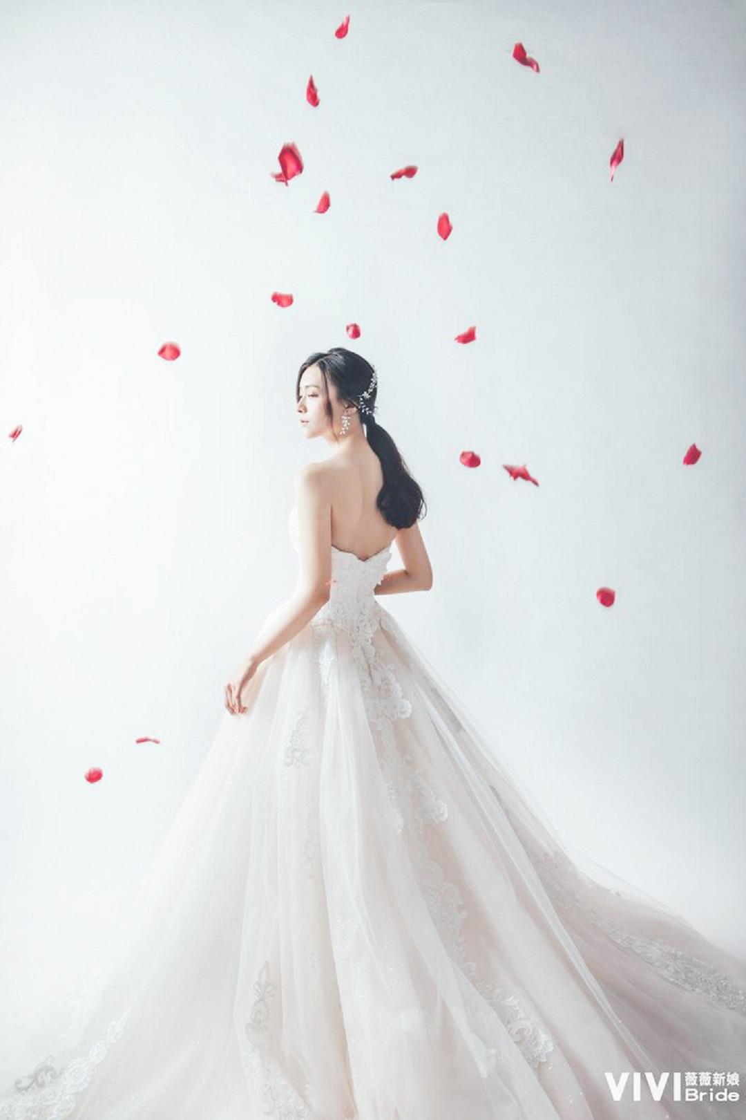 薇薇新娘婚紗攝影 婚紗禮服 3