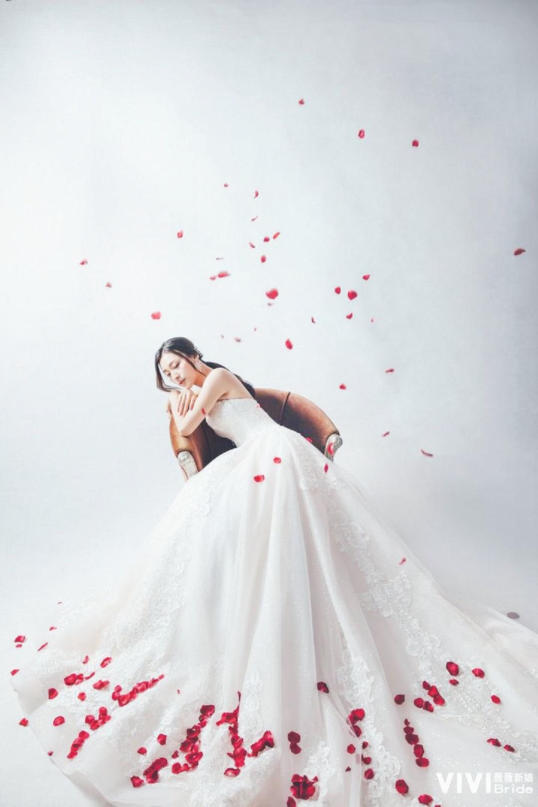 薇薇新娘婚紗攝影 婚紗禮服 4