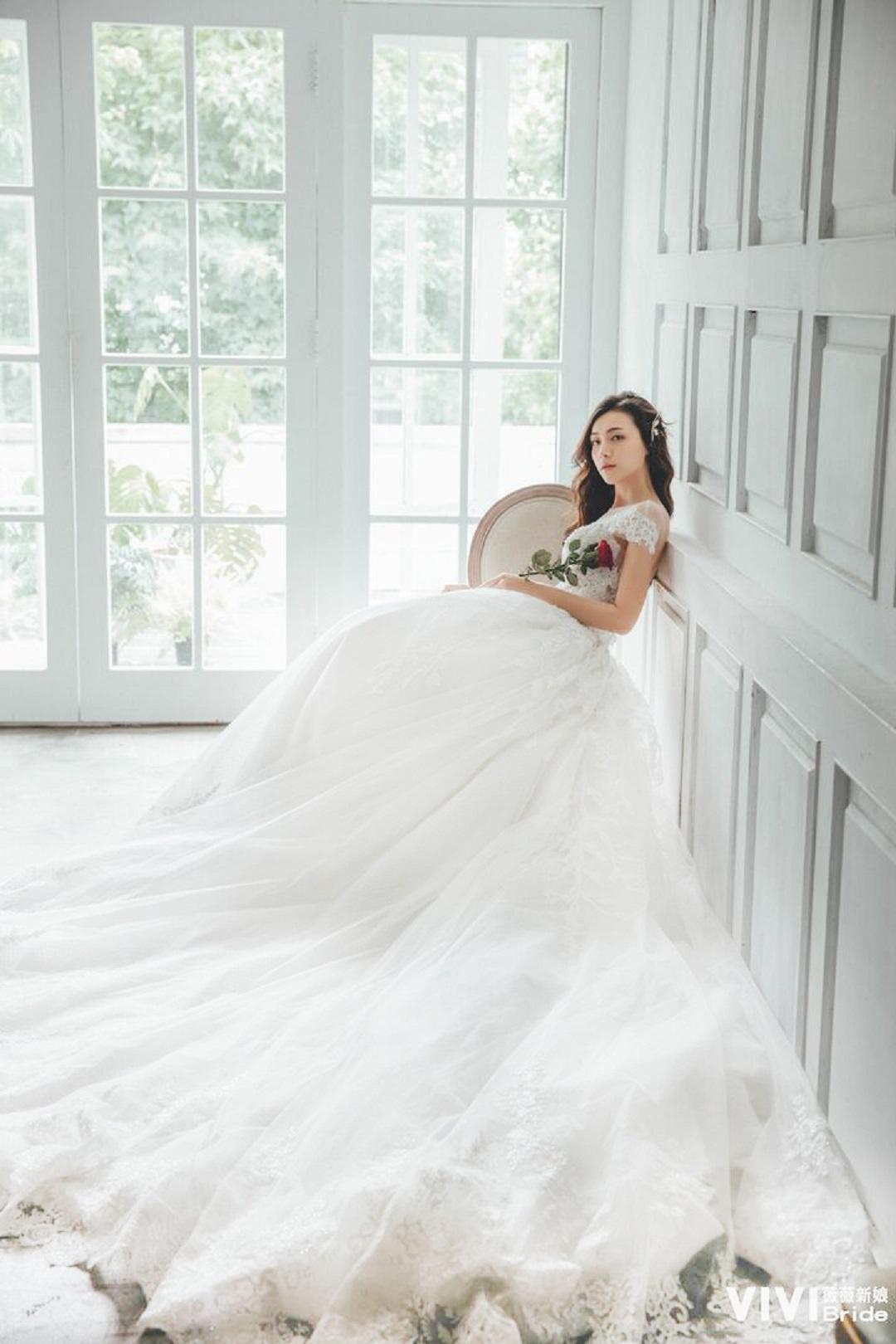 薇薇新娘婚紗攝影 婚紗禮服 9