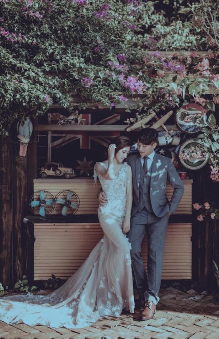 薇微新娘 婚紗照