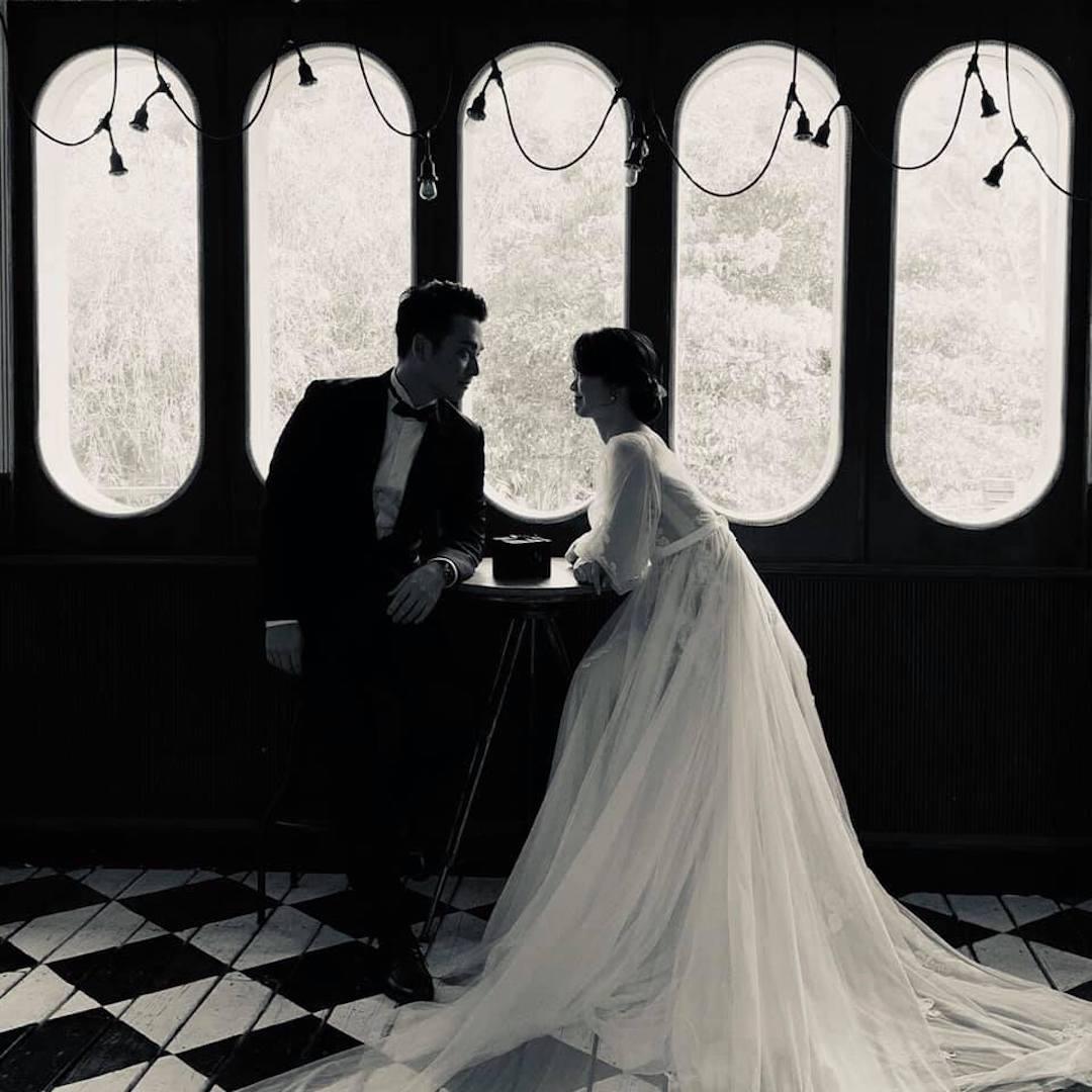 薇微新娘 韓系婚紗照